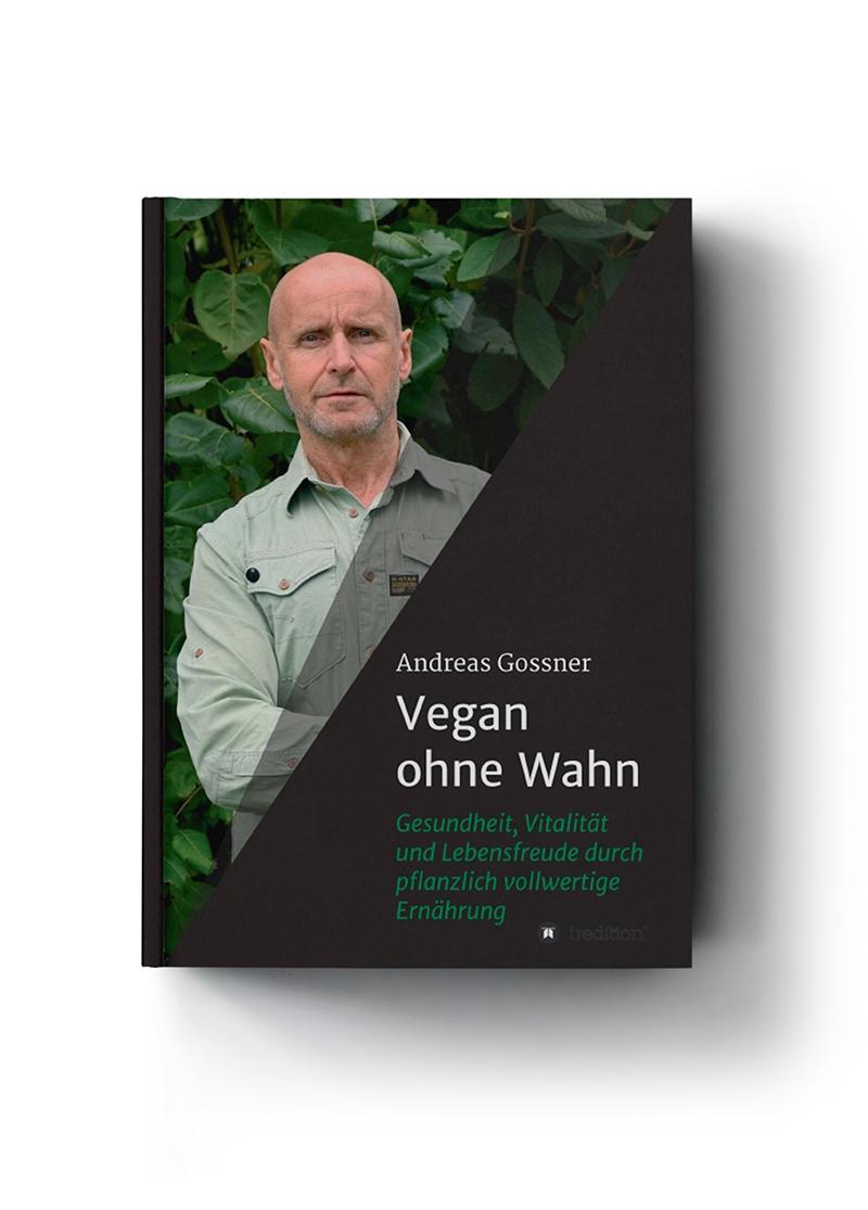 Buch Vital Coach Tirol Vegan ohne Wahn